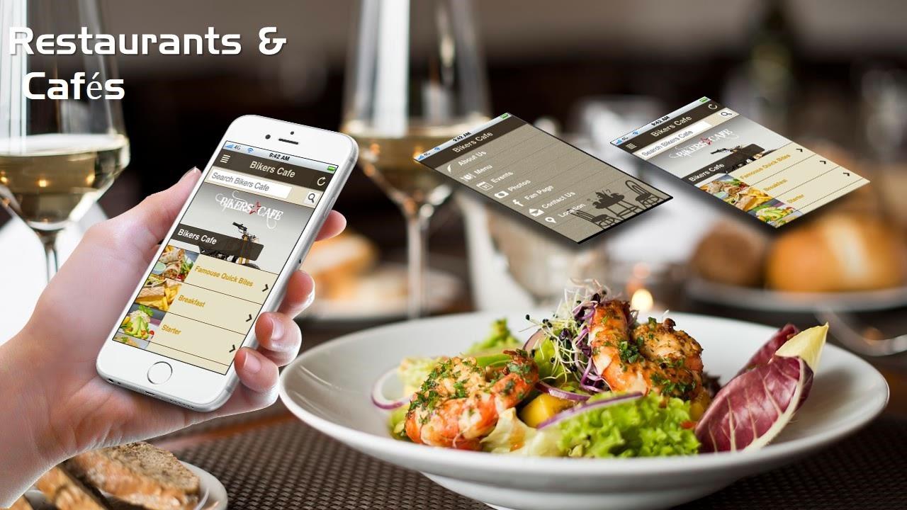 приложения для фотографий еды может быть такое
